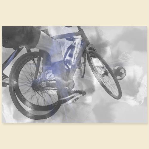 Poster | Radball | Cycle Ball 09 - Poster 90x60 cm