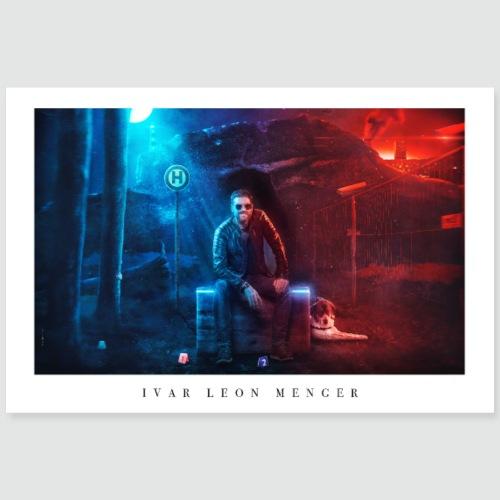 Mysteryland (Foto: Gabor Richter) - Poster 90x60 cm