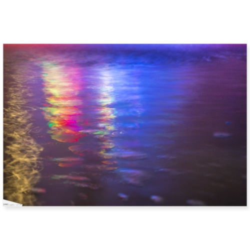 reflets metz - Poster 90 x 60 cm