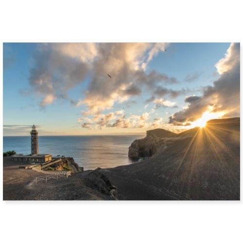 Azoren Leuchtturm