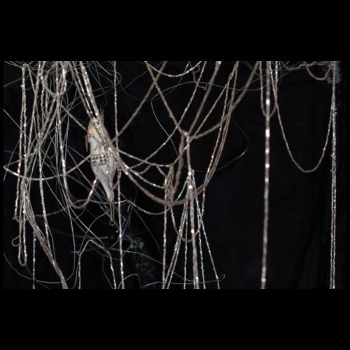 Maus im Zauberwald - Poster 90x60 cm