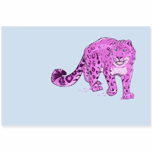 pink panther - Poster 90 x 60 cm