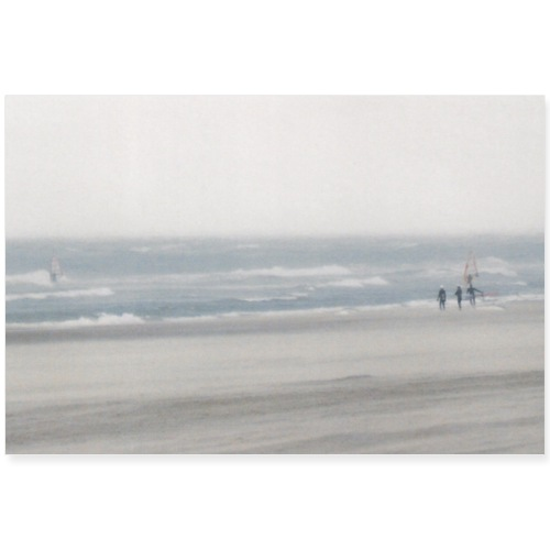 Windsurf - Póster 90x60 cm