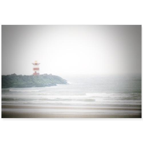 Lighthouse - Póster 90x60 cm
