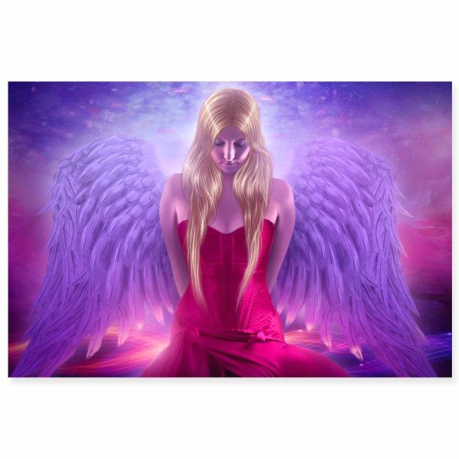Nina Nice Angel Poster