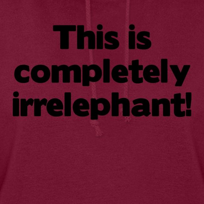 Irrelephant