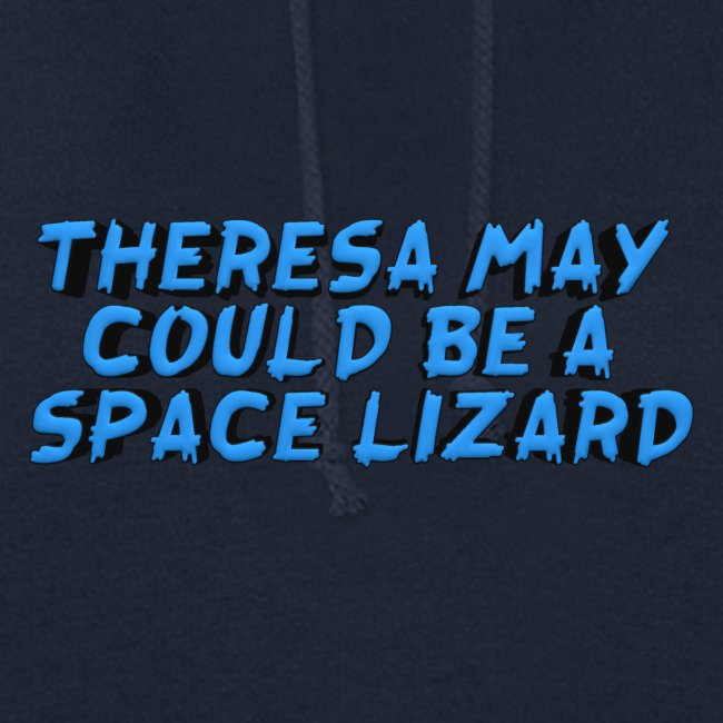 THERSEA MAY COULD BE A SPACE LIZARD