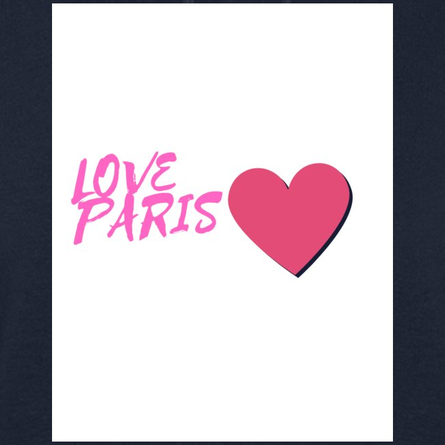 love paris rose