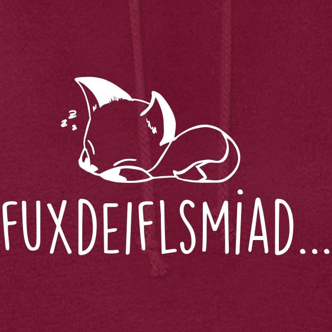 Vorschau: Fuxdeiflsmiad - Frauen Hoodie