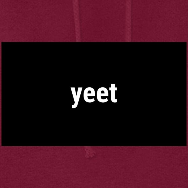 Ett snyggt yeet plag