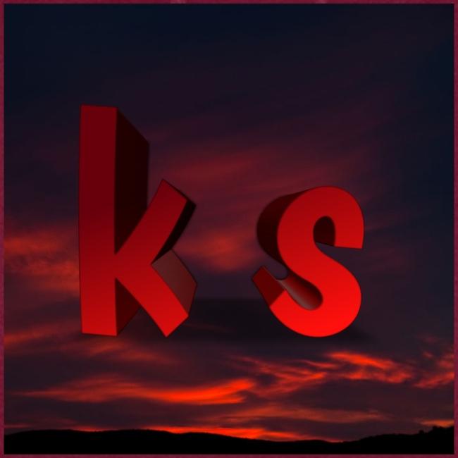 Logo KS red