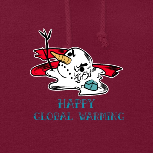 Happy Global Warming Climate Crisis - Women's Hoodie