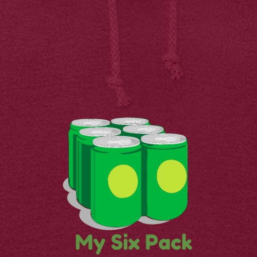 Want A Six Pack? Easy Six Pack Funny Apparel Print - Women's Hoodie
