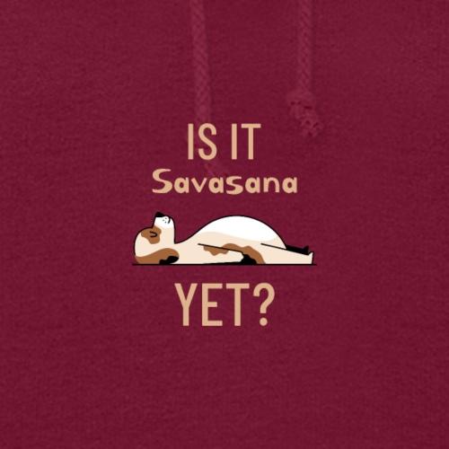 Yoga Pose Savasana Print On Demand Tshirts Apparel - Women's Hoodie