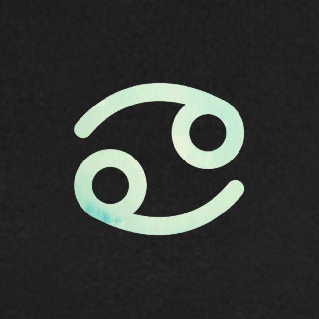 Símbolo zodiacal de Cáncer