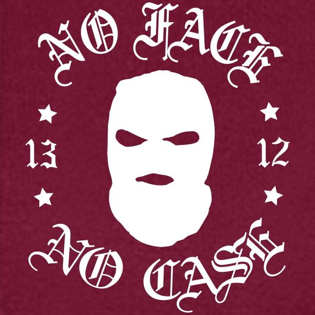 No Face No Case Skimask *printti selässä + edessä*