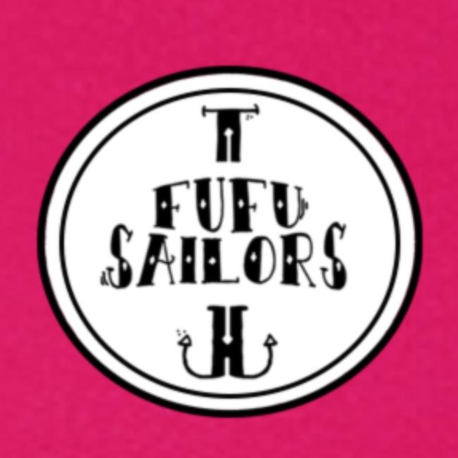 fufusailors tshirt badge