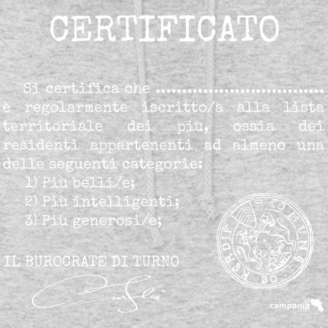 1.07 Certificato Piu Generico B (Aggiungi nome)