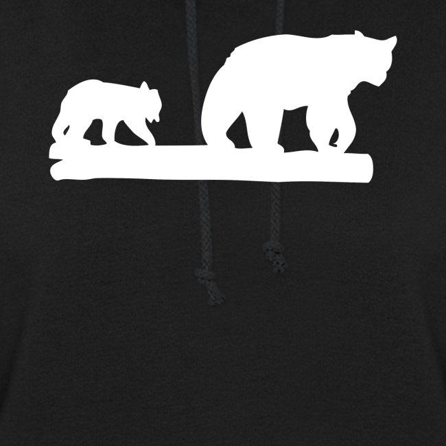 Bär Bären Grizzly Raubtier Wildnis Nordamerika