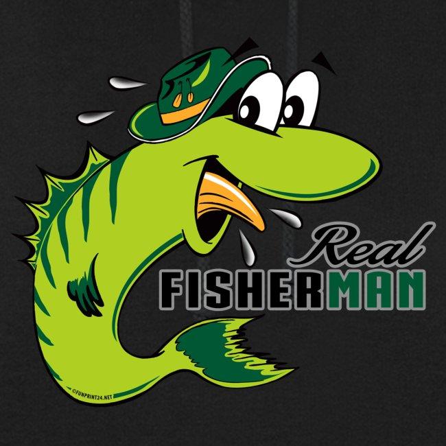 10-38 REAL FISHERMAN - TODELLINEN KALASTAJA