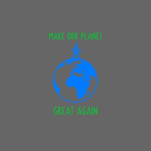 Make Our Planet Great Again - Women's Hoodie