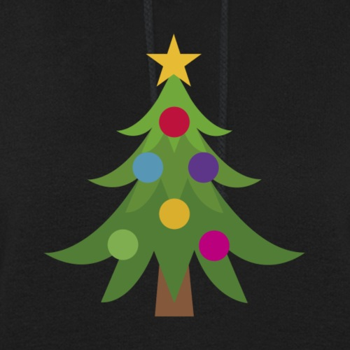 christmas tree - Women's Hoodie