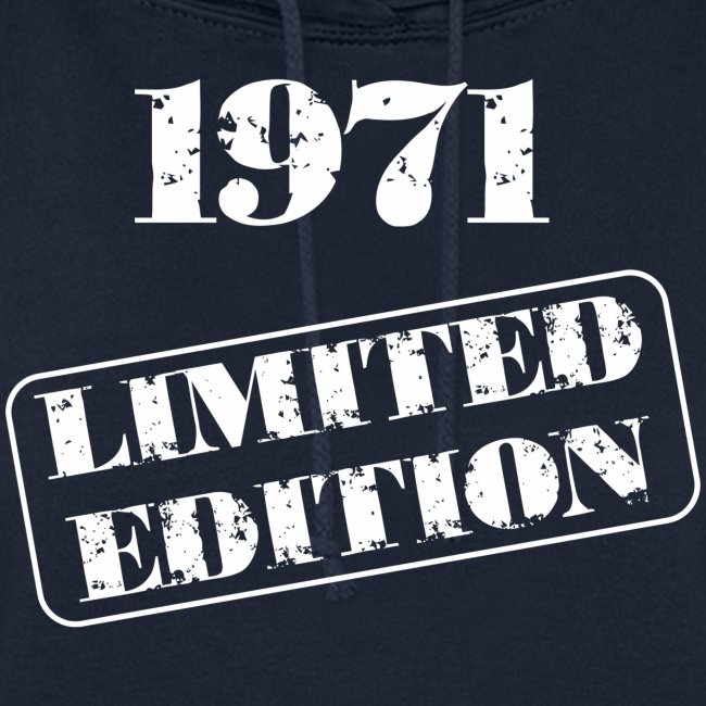 Limited Edition 1971