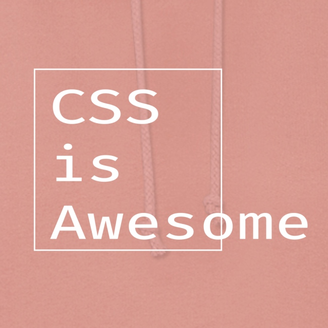 cssawesome - white