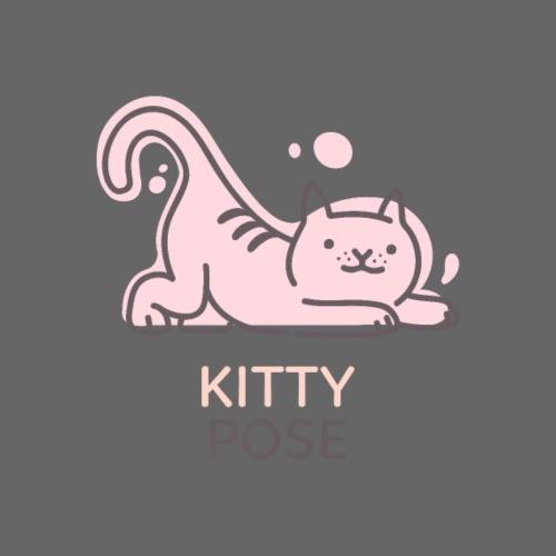 Yoga Kitty Pose - Women's Hoodie