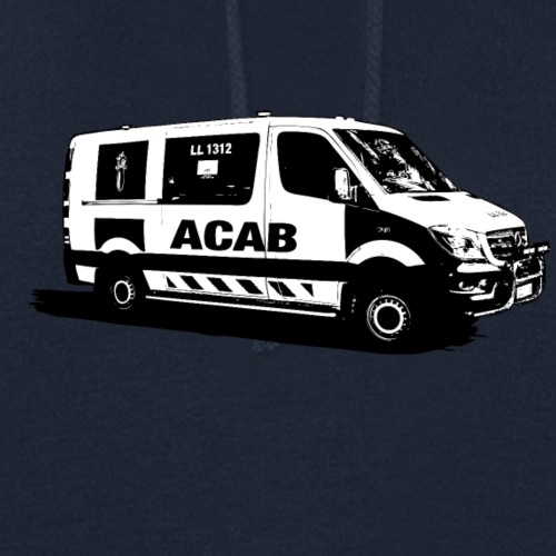 ACAB - Naisten huppari