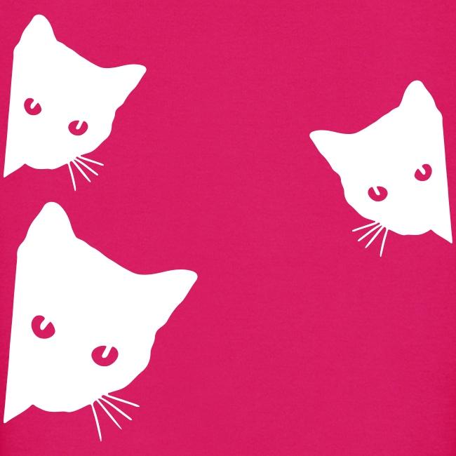 Vorschau: cats - Frauen Hoodie