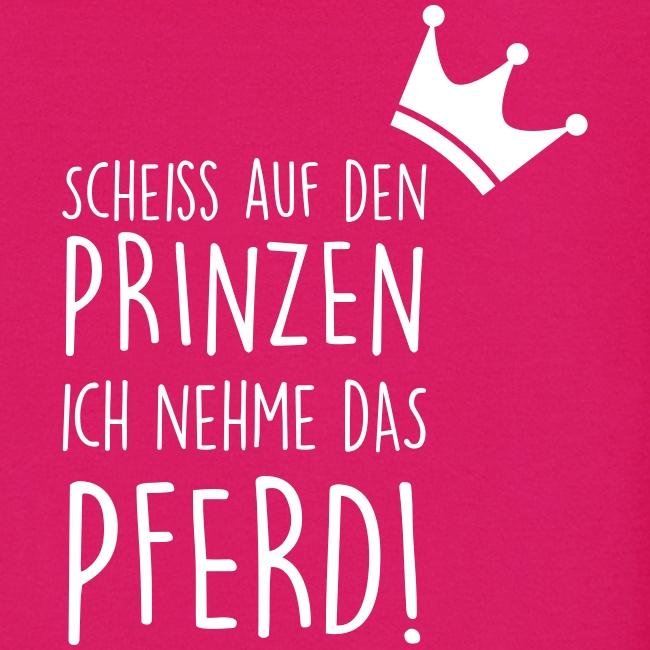 Vorschau: Prinz Pferd - Frauen Hoodie