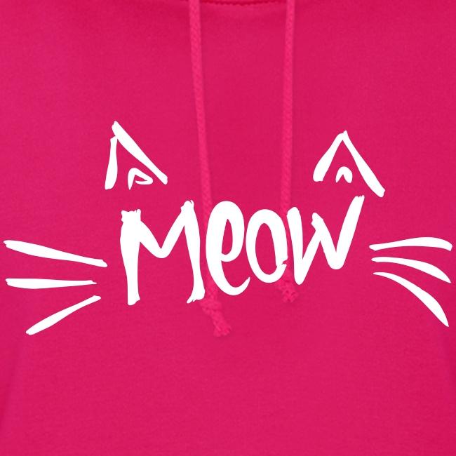 Vorschau: meow2 - Frauen Hoodie