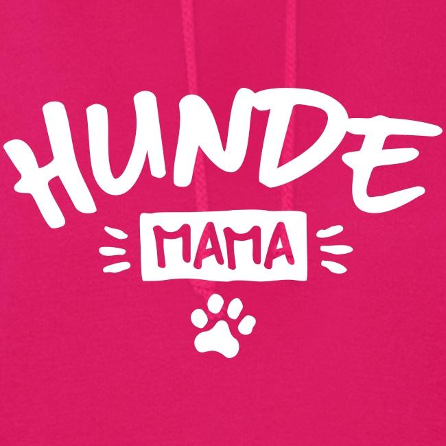 Vorschau: Hunde Mama - Frauen Hoodie