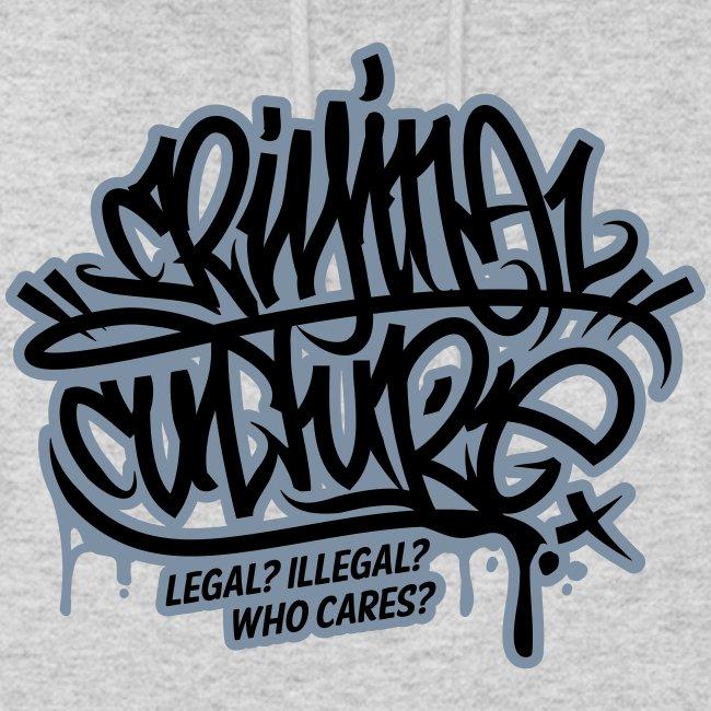 Criminal Culture