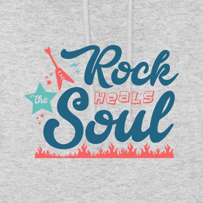 Rock Heals The Soul