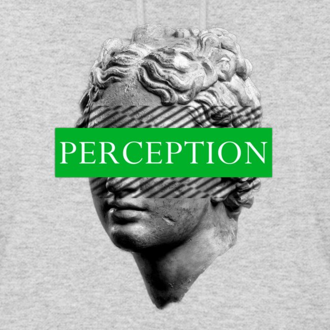 TETE GRECQ GREEN - PERCEPTION CLOTHING