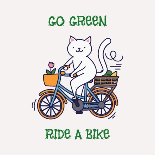 Go Green - Women's Hoodie