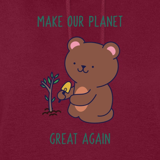 Caring About Climate Change? Trees T-Shirt Print