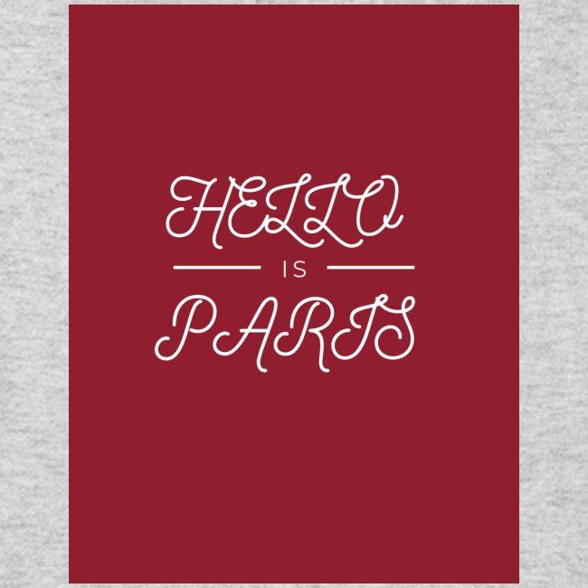 hello is paris