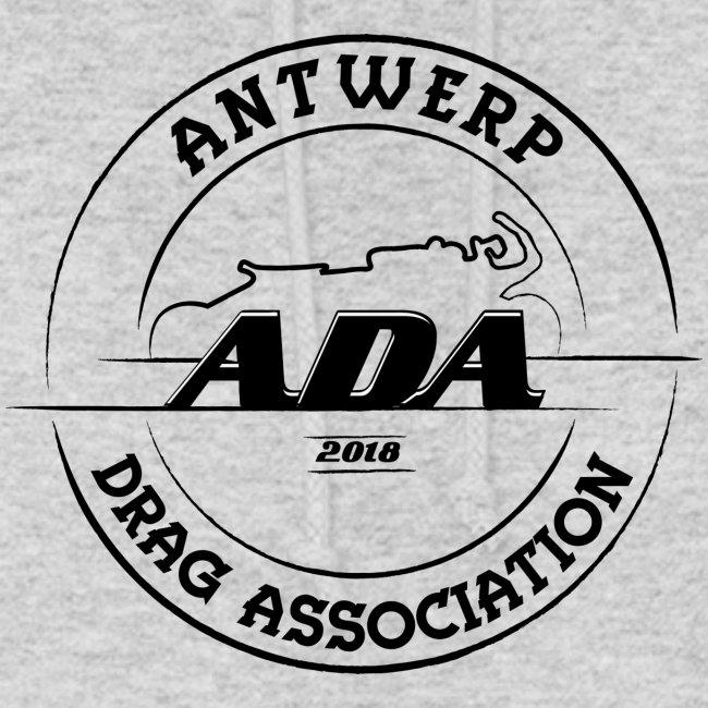 ADA DRAG Logo Groot Zwart