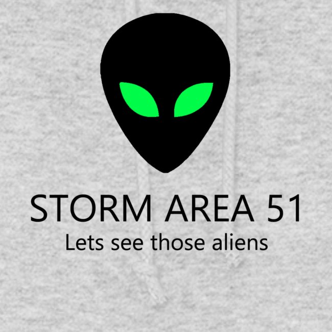 Storm area 51, let's see those aliens