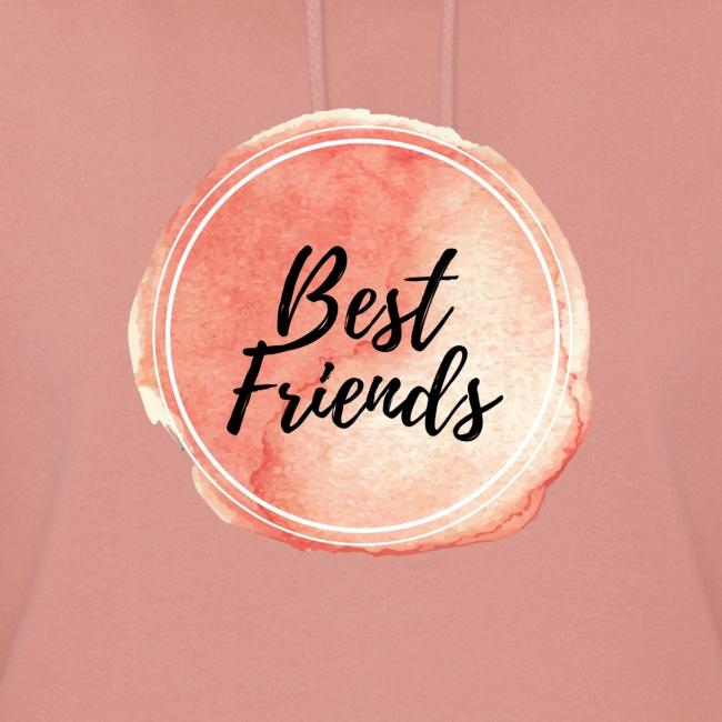 Best Friends Logo Rosa