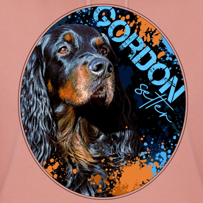 Gordon Setter Splash II
