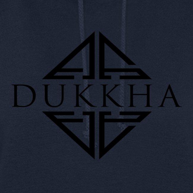 Dukkha Logo Seul Noir