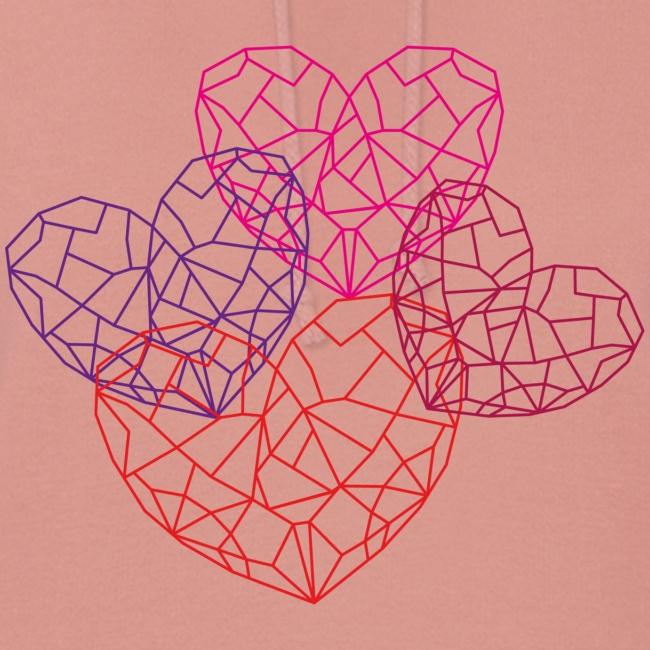 Heart-filled day design