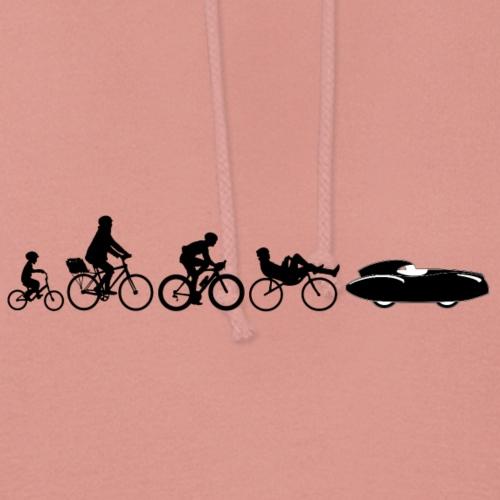 Bicycle evolution black Quattrovelo - Naisten huppari