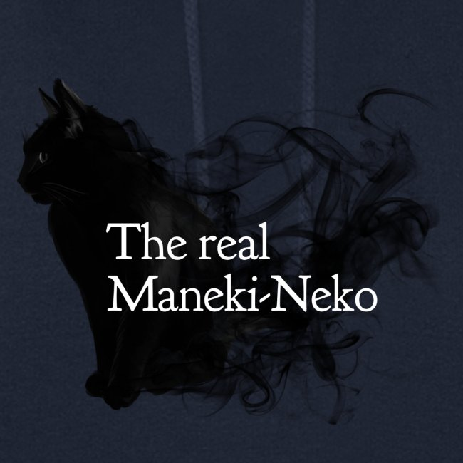 The real Maneky-neko