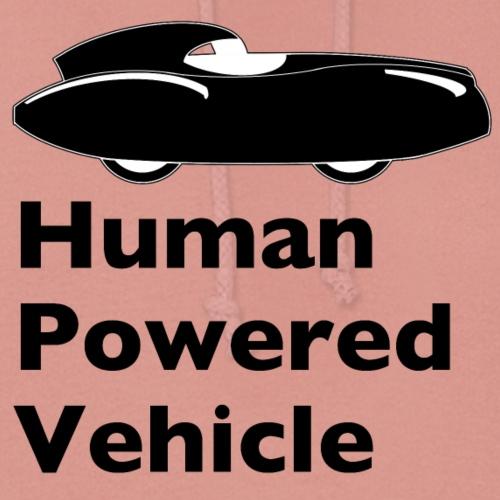 Quattrovelo Human Powered Vehicle black - Naisten huppari