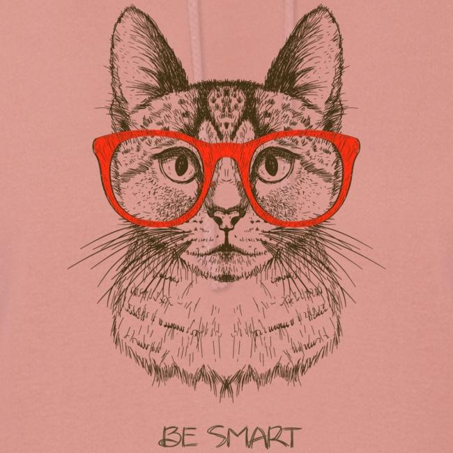 Vorschau: Cat Hipster - Frauen Hoodie